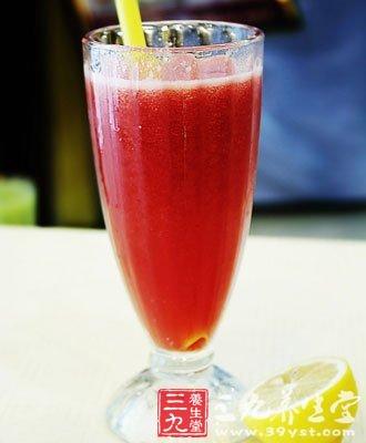 胰腺炎的饮食各种瓜果汁