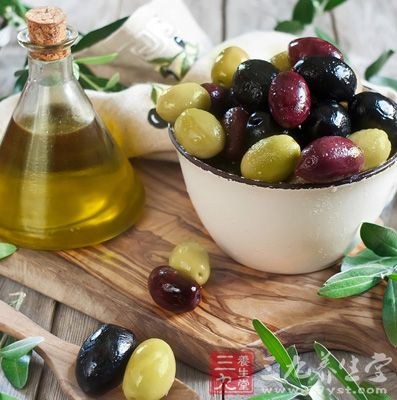 橄榄油能够预防心脑血管疾病