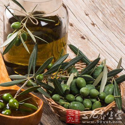 橄榄油具有防癌的作用