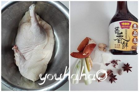 酱鸭的做法步骤1