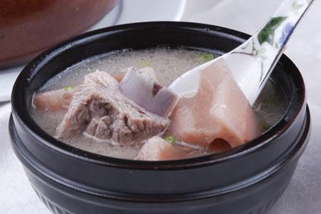 湖北莲藕排骨汤怎么做味道最正宗
