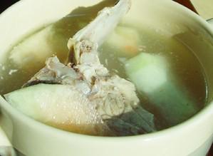 西瓜皮排骨汤的做法3种