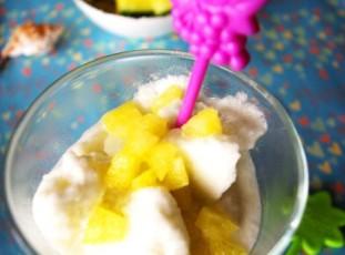 清热解暑的西瓜皮冰淇淋怎么做