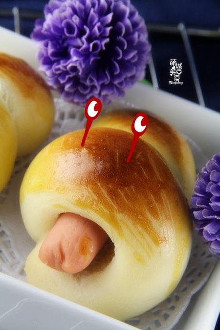 海螺小面包