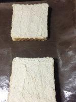 芝士火腿三明治步骤1-2