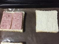 芝士火腿三明治步骤3