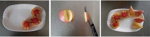 水果沙拉拼盘步骤4-6