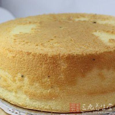 百香果奶油蛋糕做法简单,口感极佳