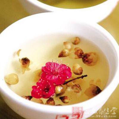 小巧可爱的梅花+玫瑰花+柠檬草