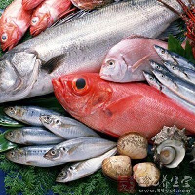 每个星期食用两次鱼肉,都是有助于保存内分泌系统平衡的