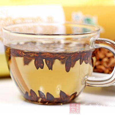 麦芽茶健康美味