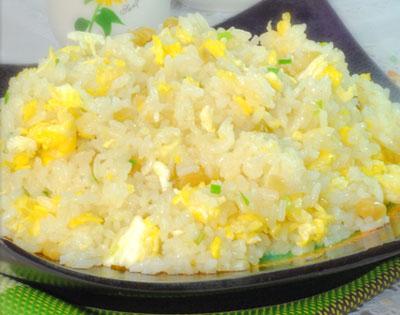 上海蛋炒饭的做法,上海人爱吃的蛋炒饭怎么做