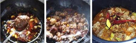 川味红烧牛肉的做法步骤6-8
