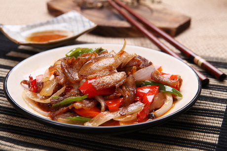 经典下饭菜川味家常回锅肉
