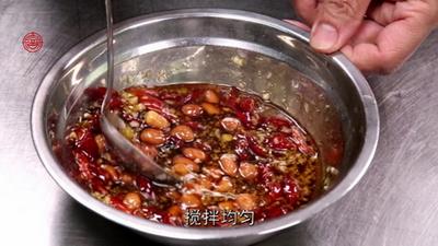 辣拌菠菜的做法步骤2
