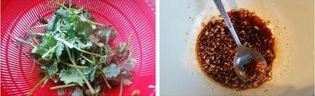 茄条拌鹌鹑皮蛋的做法步骤3