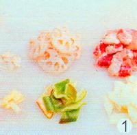 蔬菜鸡肉汤的做法步骤1