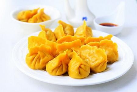 香菇鸡肉饺子的做法