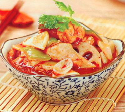 蔬菜鸡肉汤的做法