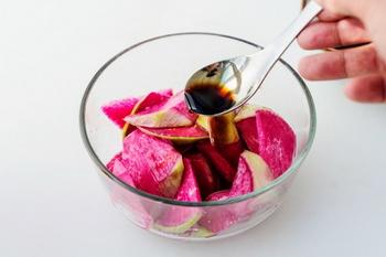 糖醋萝卜的做法步骤4