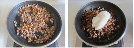 腊味萝卜糕的做法步骤5-6