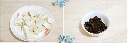 黑木耳豆腐泡菜锅步骤3-4