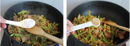 下饭菜干锅菜花步骤11-12