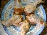 香菇蒸鸡腿的做法步骤6