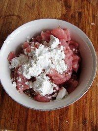 香菇山药炒肉片的做法步骤2