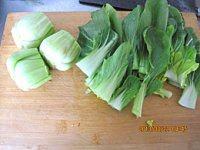 香菇油菜的做法步骤5
