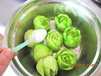 香菇油菜的做法步骤9