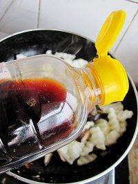 香菇山药炒肉片的做法步骤10