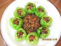 香菇油菜的做法步骤17