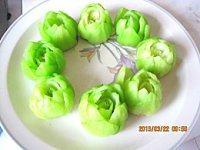 香菇油菜的做法步骤10