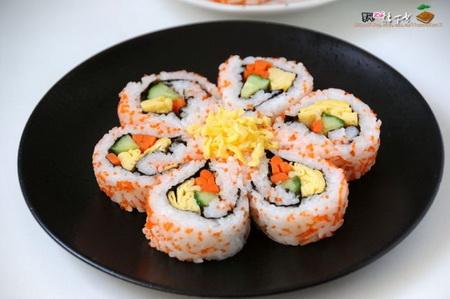 (图)樱花寿司