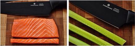 三文鱼寿司步骤1-2