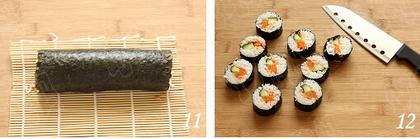 日式寿司步骤11-12