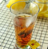 冻柠茶的做法图解1