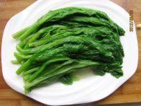 蚝油生菜的做法步骤4