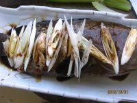 清蒸石斑鱼的做法步骤5