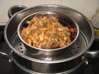 梅菜扣肉的做法步骤14