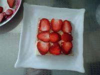 草莓鸡蛋三明治的做法步骤11
