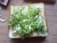 午餐肉三明治的做法步骤11