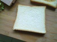 午餐肉三明治的做法步骤8