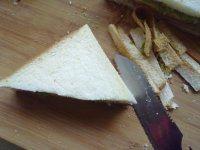 午餐肉三明治的做法步骤13