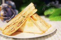 吞拿鱼三明治的做法步骤16