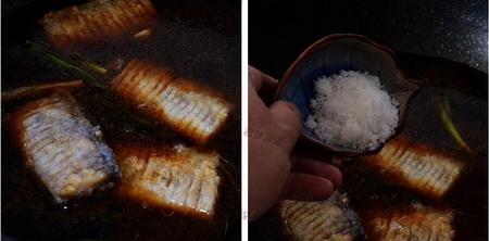 红烧带鱼的做法步骤7-8