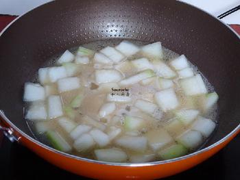 鸡胗滚冬瓜汤的做法步骤6