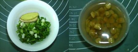 干贝冬瓜汤的做法步骤1