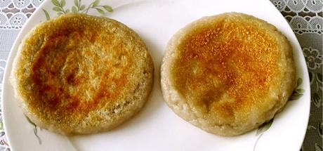 清香藕饼的做法